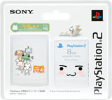 PS2 Memory Card Doko Demo Issho : Toro & the Shooting Star by Sony