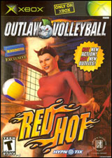 Outlaw Volleyball: Red Hot