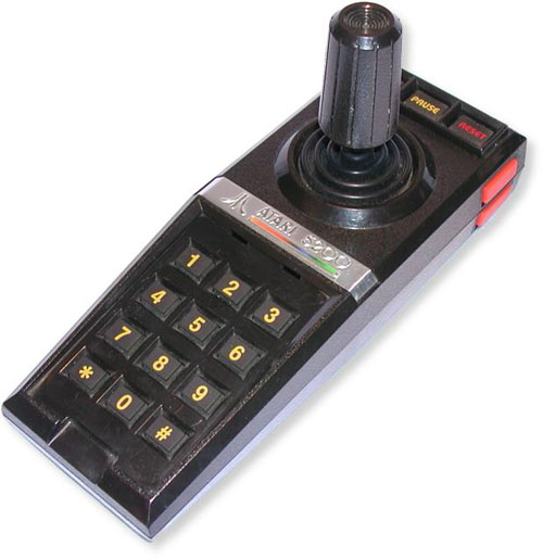 Atari 5200 Controller