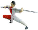 Masamune Shirow: Orion Ouka Mini-Figure