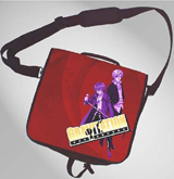 Gravitation Stars on Stage Messenger Bag