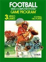 Football by Atari