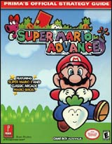 Super Mario Advance Prima's Official Strategy Guide