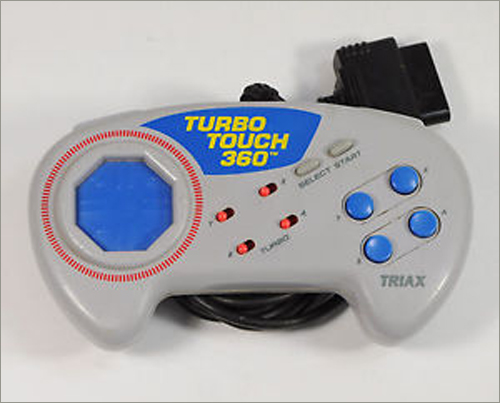 SNES Turbo Touch 360 Controller
