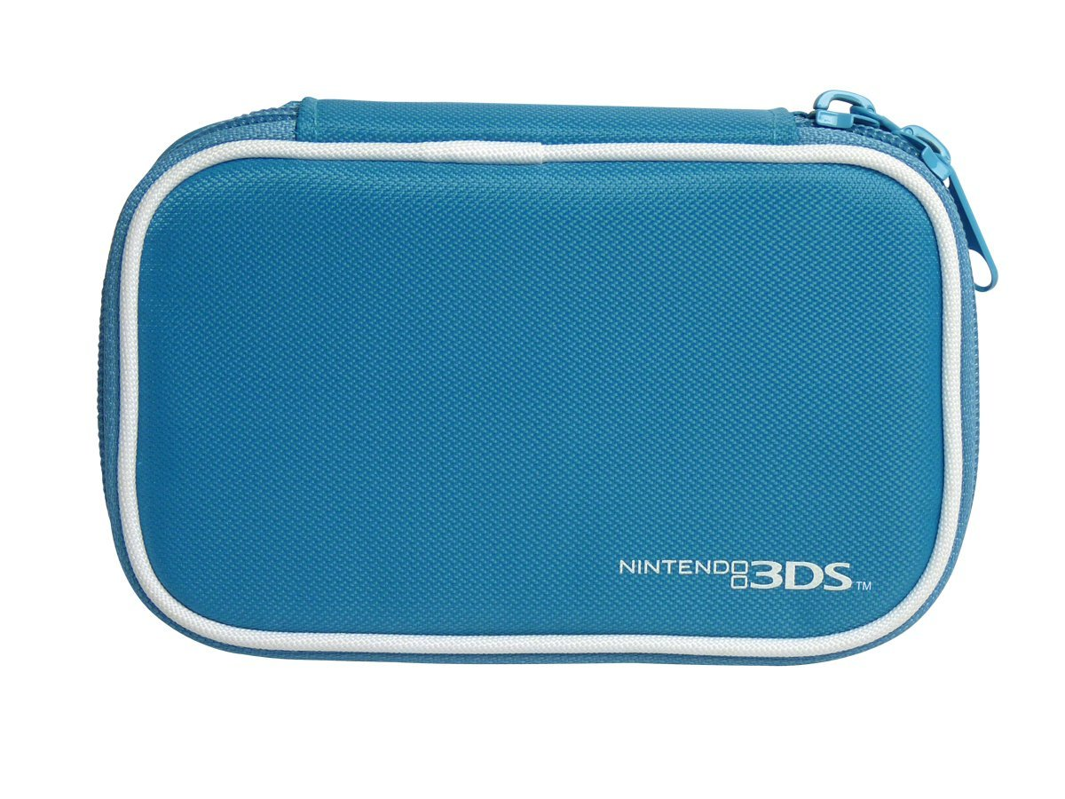 Nintendo DS Lite Compact Pouch by Hori - Blue