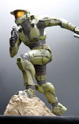Halo 3 Master Chief ARTFX Statue