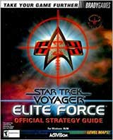 Star Trek Voyager: Elite Force Official Strategy Guide Book