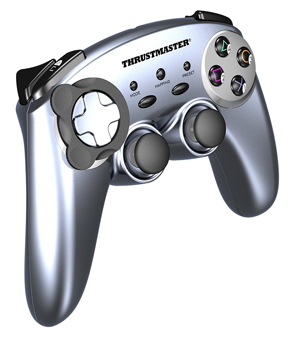 PS3 Run'N'Drive 3-in-1 Rumble Force Gamepad