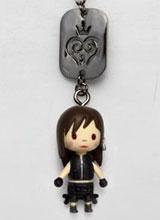 Kingdom Hearts Tifa Mascot Strap