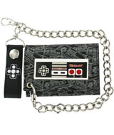 NES Classic Controller Chain Wallet