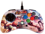 Xbox 360 Street Fighter X Tekken Fight Pad SD Chun-Li & Cammy vs Julia & Bob