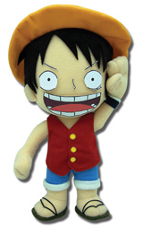 One Piece Luffy 10
