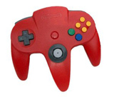 N64 Controller by Nintendo (Red)