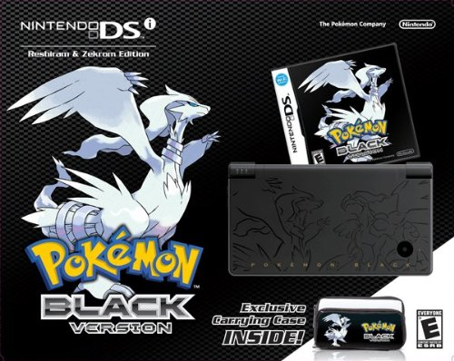 Nintendo DSi Pokemon Black Bundle