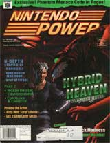 Nintendo Power Volume 123 Hybrid Heaven