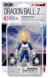 Dragon Ball Renewal Super Saiyan Vegeta Figure