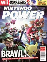 Nintendo Power Volume 222 Brawl!