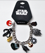 Star Wars Charms Bracelet