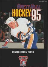 Brett Hull Hockey (Instruction Manual)