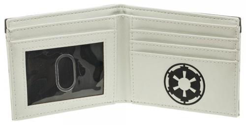 Star Wars Stormtrooper Helmet Bi-Fold Wallet