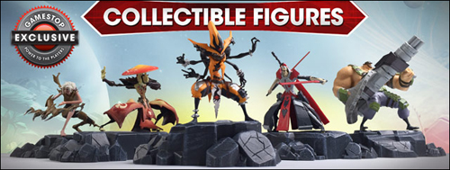 Battleborn With GameStop Exclusive Figure