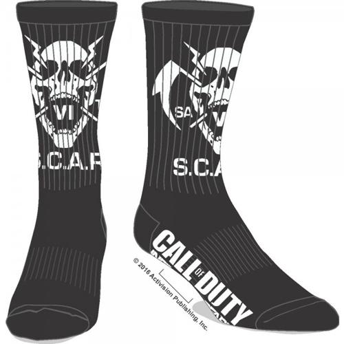 Call of Duty Infinite Warfare S.C.A.R. Athletic Crew Socks