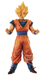 Dragon Ball Z Resolution of Soldiers Son Goku 7 Inch Figure