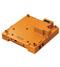 GameCube Orange Game Boy Player by Nintendo