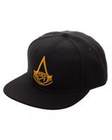 Assassin's Creed Origins Black Snapback