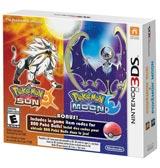 Pokemon Sun and Moon Dual Pack