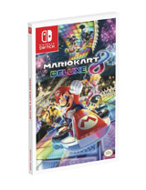Mario Kart 8 Deluxe Official Guide Prima