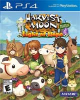 PS4 Harvest Moon: Light of Hope Special Edition Boxart