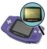 Game Boy Advance Repairs: Screen Lens Replacement Service