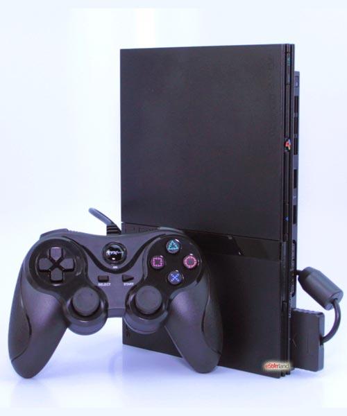 Sony Playstation 2 Slim Refurbished System - Grade A