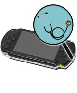 PlayStation Portable Repairs: Free Diagnostic Service
