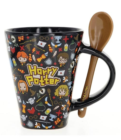 Harry Potter Charm Mug & Spoon