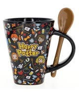 Harry Potter Charm Mug & Spoon