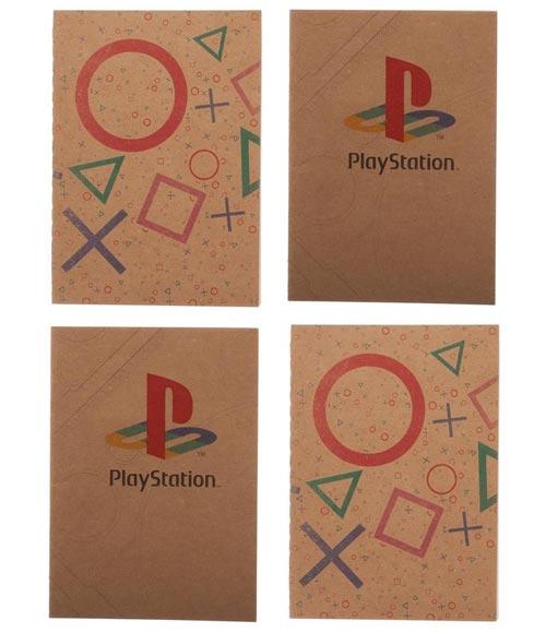 Sony PlayStation 4-Set Pocket Journals