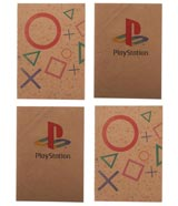Sony PlayStation 4-Set Pocket Journals