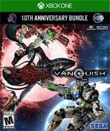 Bayonetta & Vanquish 10th Anniversary Standard Edition