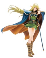Record of Lodoss War: Deedlit Plamax Minimum Factory 43 Plastic Model Kit