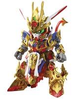 SD Gundam World Heroes 01 Wukong Impulse Gundam Model Kit