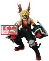 My Hero Academia WFC Super Master Katsuki Bakugo Figure