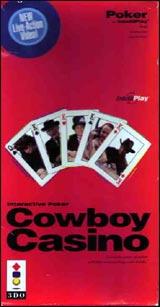Cowboy Casino 3DO