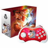 PS2 Street Fighter Controller Ryu Edition