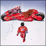 Akira Symphonic Suite Soundtrack CD