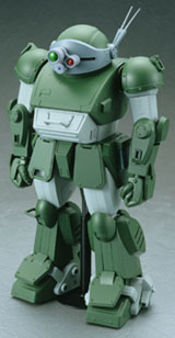 Armored Troops Votoms: 1/12 Transformable Scopedog Action Figure