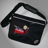 Courier^3 - Fullmetal Alchemist Ed Black Courier Bag