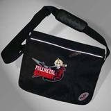 Courier^3 - Fullmetal Alchemist Ed Black Courier Bag