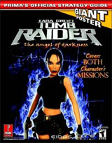 Tomb Raider Angel of Darkness Prima's Official Strategy Guide